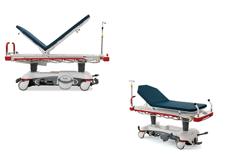 Imaging stretcher ensures safety and efficiency