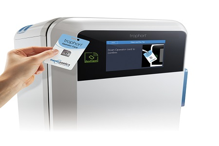 Trophon 2 Offers Smart Traceability With Its Simple-To-Use Traceability System For Ultrasound Probe High Level Disinfection.