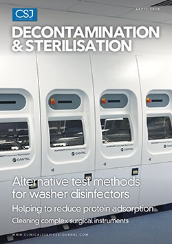 Decontamination & Sterilisation Supplement