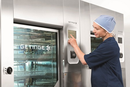 Getinge launches S-8668T Washer-Disinfector