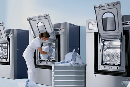 Redesigning laundry for clinical services