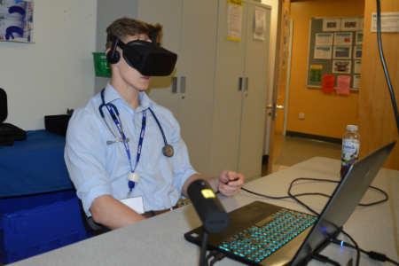 Virtual patients arrive at NNUH
