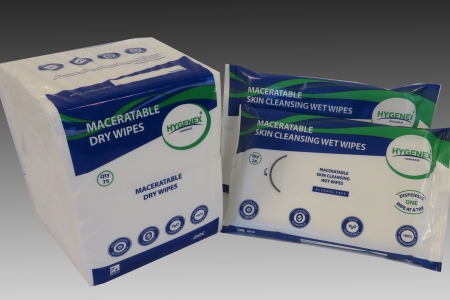 New 100% Natural Flushable Cleansing Wipes Are A UK First