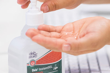 Sanitiser or soap & water: SC Johnson Professional on best practice