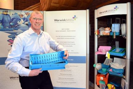 Warwick company answers national call to support NHS