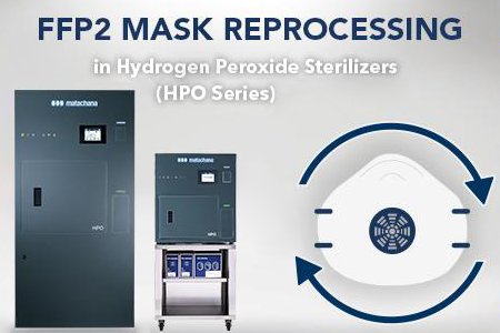 The challenges of FFP2 mask shortages and a temporary solution by LTE Scientific
