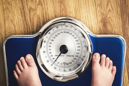 Childhood obesity and high blood pressure warn of future heart disease