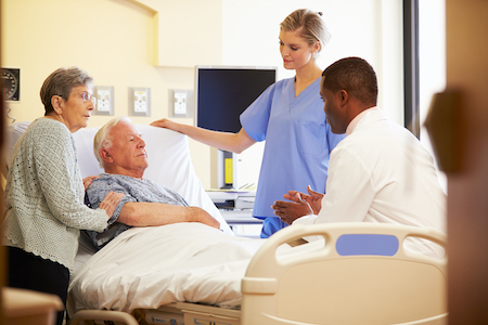 Inpatients want to be more involved in their care and treatment
