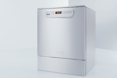 Miele washer disinfector aids in ventilator challenge