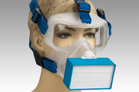 Virimask – a cost-effective mask with unrivalled safety and comfort