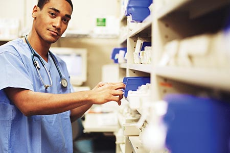 Inventory management and patient level costing